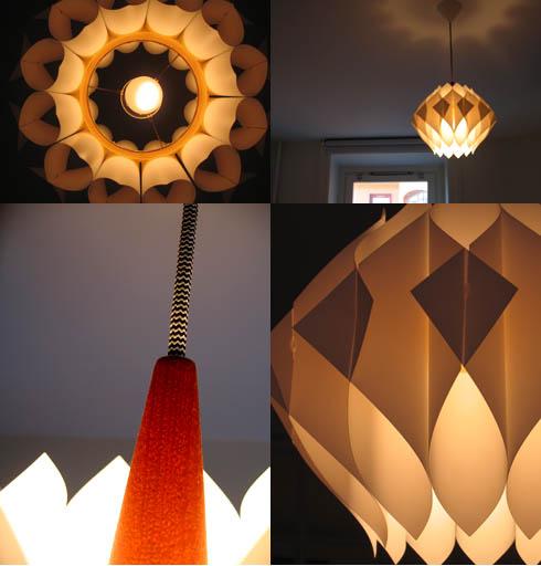 Lampor on mass uppföljning | Johanna.B